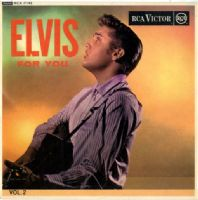 Elvis Presley - Elvis For You Vol. 2 (RCX 7143) Ex/M-